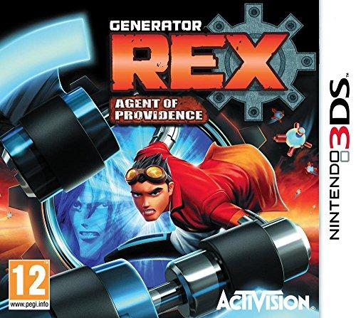 Generator Rex : Agent Of Providence [Edizione: Francia]