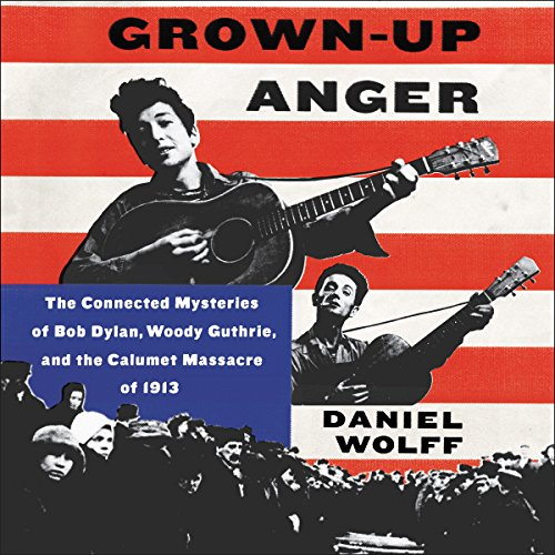 Grown-up Anger audiobook cover art