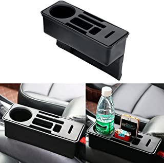 iTimo Car Seat Crevice Storage Box Coin Drink Phone Cigarette Holder Auto Seat Gap Organizer Container Car Organizer Acces...