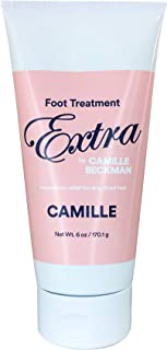 Camille Beckman Foot Treatment Extra Moisturizing Cream, Camille, 6 Ounce