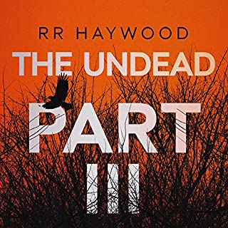 The Undead: Part 3 audiobook cover art