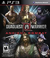 Deadliest Warrior: Ancient Combat [デッドリースト ウォーリアー: エンシェント コンバ ット(PS3 輸入版:北米)