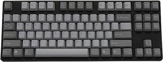 tai hao purple pbt doubleshot keycap set