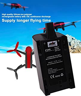 2500mAh 11.1V High Capacity Upgrade Rechargeable Battery Pack Replacement for Parrot Bebop Drone 3.0