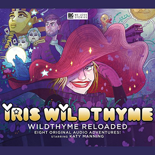 『Iris Wildthyme Reloaded』のカバーアート
