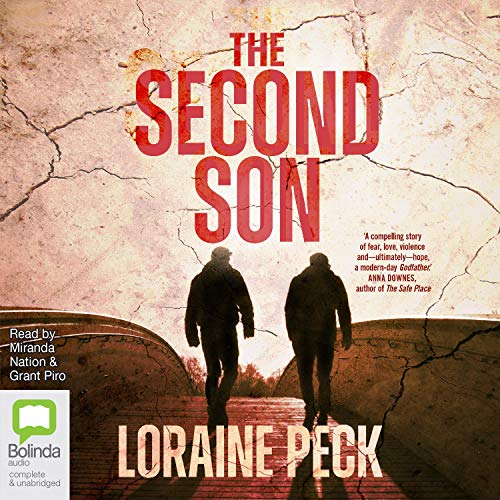 The Second Son cover art