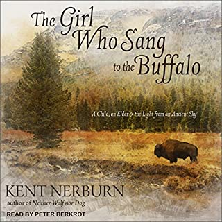 The Girl Who Sang to the Buffalo audiobook cover art