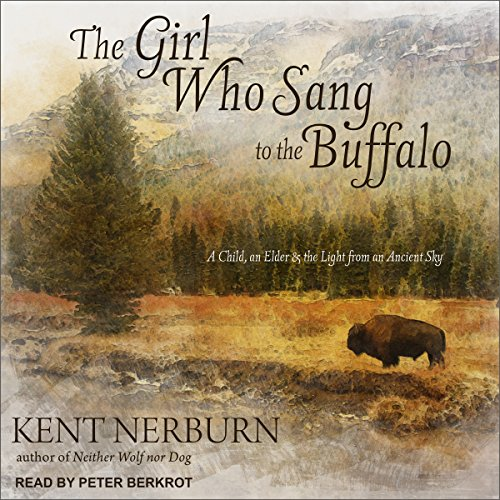 The Girl Who Sang to the Buffalo Titelbild