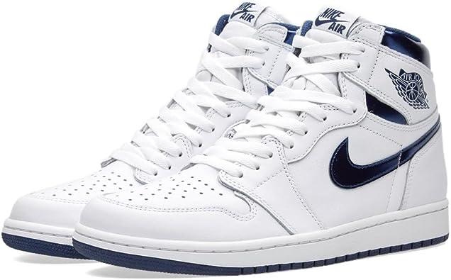 Nike Air Jordan 1 Retro High OG, Chaussures spécial Basket-Ball ...