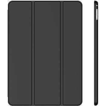 JETech Case for iPad Pro 9.7-Inch (2016 Model), Smart Cover Auto Wake/Sleep, Black