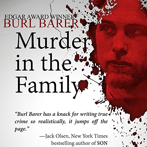 Murder in the Family audiobook cover art
