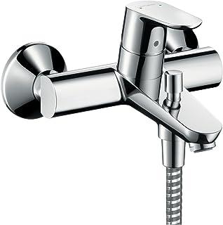 Hansgrohe 汉斯格雅 ??滤?明装 单把浴缸龙头 (2路出水) 镀铬