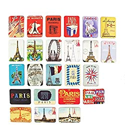 Fridge magnets of Paris, one of the gifts to buy in Paris