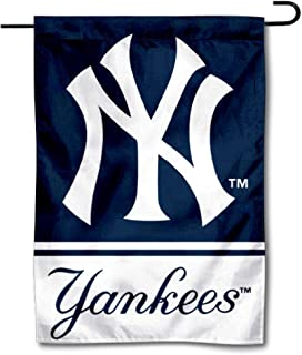 WinCraft New York Yankees Double Sided Garden Flag