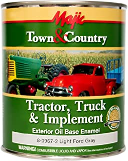 Best ford tractor light grey paint Reviews