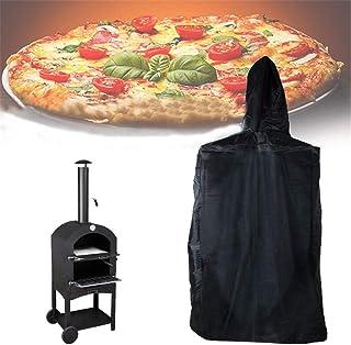 Cubierta Del Horno De Pizza, Cubierta De Lluvia Para Horno De Pizza Al Aire Libre, Protección Resistente A La Intemperie A Prueba De Polvo Horno De Pizza Barbacoa Cubierta De Lluvia,160x37x50cm: Amazon.es: