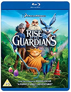 Rise Of The Guardians [Blu-ray] [Region Free] (B009GYQLVI) | Amazon price tracker / tracking, Amazon price history charts, Amazon price watches, Amazon price drop alerts
