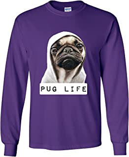 thug life dog shirt