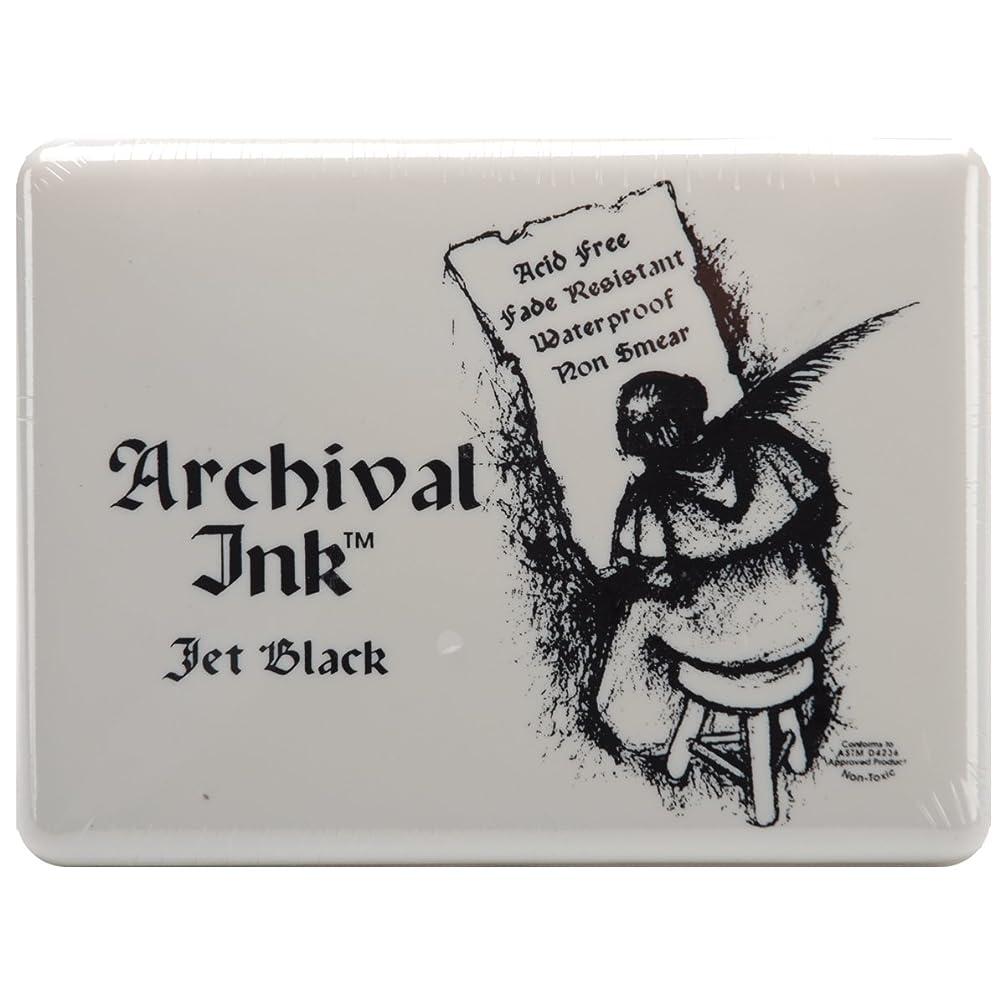 Archival Ink Jumbo Ink Pad #3-Jet Black