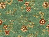 Landhaus Möbelstoff Ellmau Farbe 72 (grün, hellgrün) mit