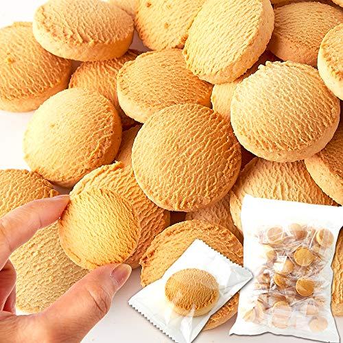 EBLIM 豆乳おから食物繊維クッキー 500g 難消化性デキストリン 卵不使用 国内製造 個包装