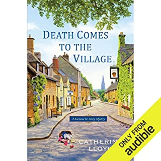 Death Comes to the Village audiobook cover art