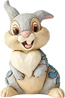 Energie Disney Traditions by Jim Shore Bambi Mini Thumper Figurine, 3.1
