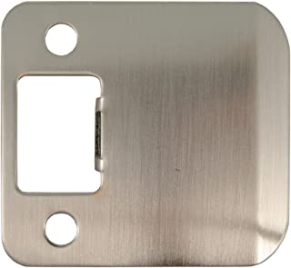 Stone Harbor Hardware 50102-15 Extended Lip Strike Plate with 2