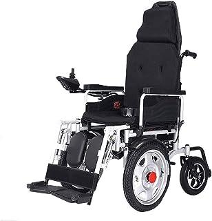 Sillas de ruedas eléctricas para adultos Silla de ruedas silla de ruedas, silla de Rehabilitación Médica for Personas Mayores, Personas antiguas, Energía Eléctrica en silla de ruedas - plegable Powerc