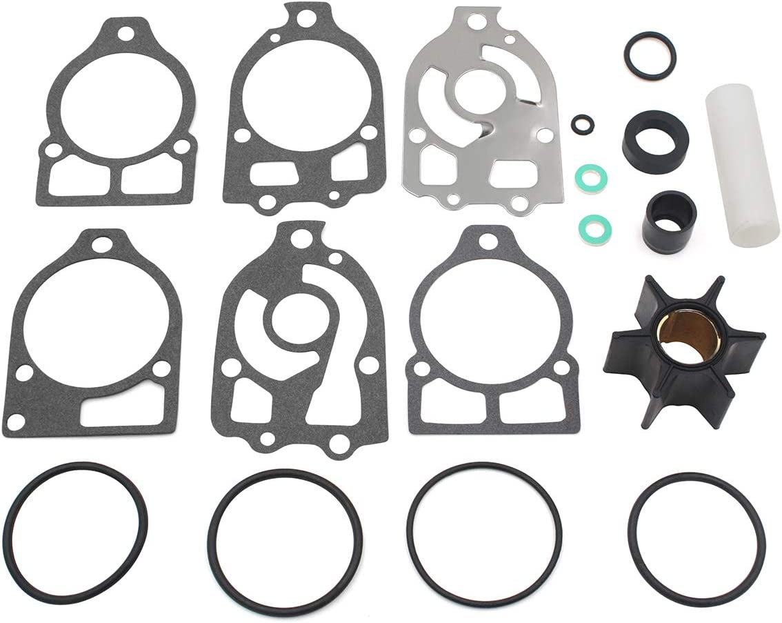 Water Cheap mail order shopping Max 47% OFF pump impeller kit 47-89984T5 Merc Mercury 89984Q5 Replaces
