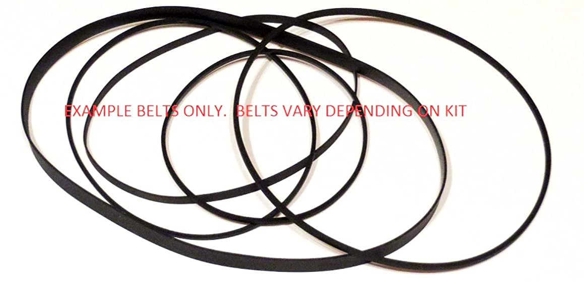 Complete Belt Kit for Sony TC-WE635