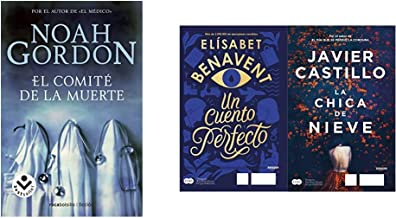 Roca Bolsillo El comité de la muerte (Bestseller (roca)) + Promoción fragmento de La chica de nieve y Un cuento perfecto