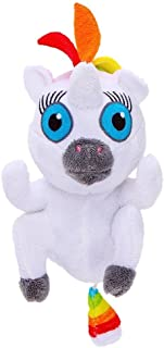 Fiesta Toys Squatty Potty Dookie The Ice Cream Pooping Unicorn Plush 6