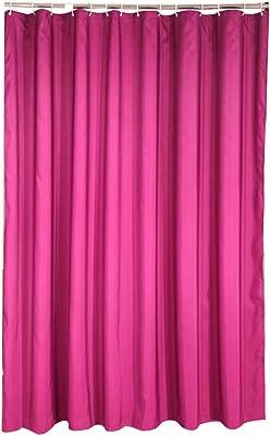 Mai シャワーカーテン、肥厚ポリエステル、防水性病気、紫、健康区間カーテン (サイズ さいず : 240 * 200cm)
