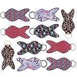 Bolsa de Almacenamiento de lápiz Labial, pequeño, liviano, Conveniente, exquisitos Soportes para bálsamo Labial, para niñas Bolsa Protectora de lápiz Labial Llavero Regalo Mujer