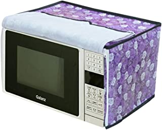 MI Shopee Exclusive PVC Printed Microwave Oven Full Closure Cover for 20 Litre(Multicolor)