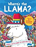 Where's the Llama?: A Whole Llotta Llamas to Search and Find (Search and Find Activity)
