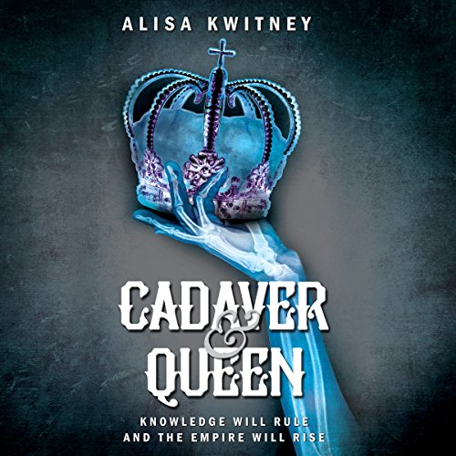 Cadaver & Queen audiobook cover art