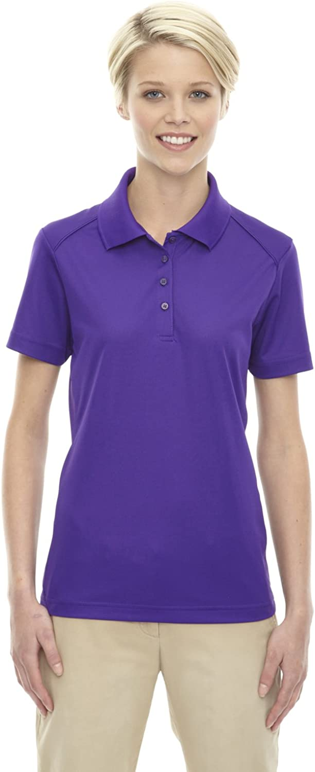 Extreme Eperformance Ladies Shield Snag Protection Polo, Small, Campus Prple 427