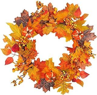 Navigatee Guirnalda de la Navidad - guirnalda de la puerta de la guirnalda de las hojas