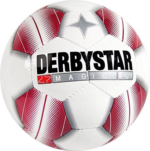 Derbystar Magic S-Light, 5, weiß rot, 1185500131