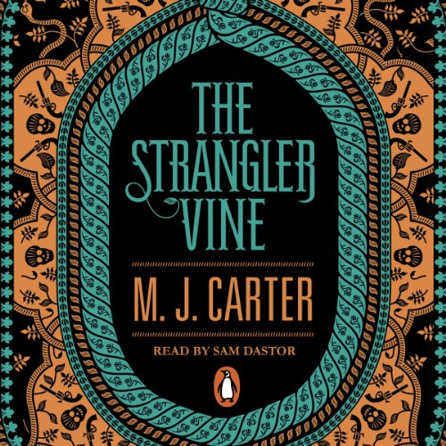 The Strangler Vine Audiobook By M. J. Carter cover art