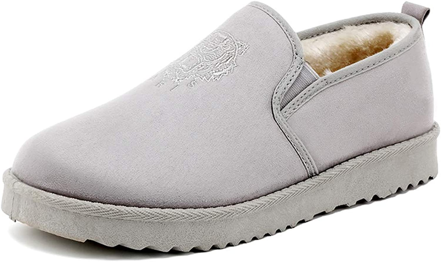 Men's shoes,Snow Boots,Fall Winter shoes Loafers & Slip-Ons Driving shoes Casual Walking shoes,Comfort Platform shoes Bullock shoes,Leather,Home,Office,A,41