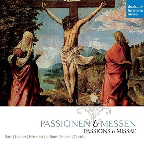 Vari: Messe E Passioni- Palestrina - Bach - De Rore [10 CD]