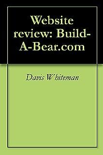 Website review: Build-A-Bear.com