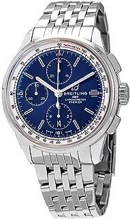 Breitling Premier Chronograph Blue Dial 42mm A13315351C1A1