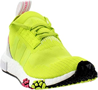 adidas Womens NMD_Racer Primeknit Running Casual Shoes,
