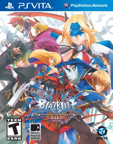 Aksys Games BlazBlue Continuum Shift EXTEND