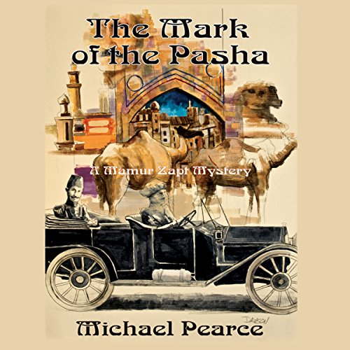 The Mark of the Pasha  Audiolibri