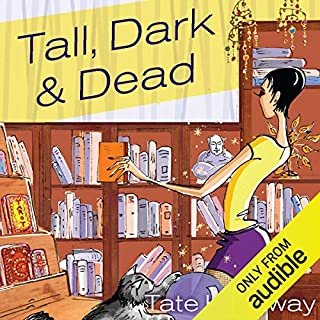Tall, Dark, and Dead audiobook cover art